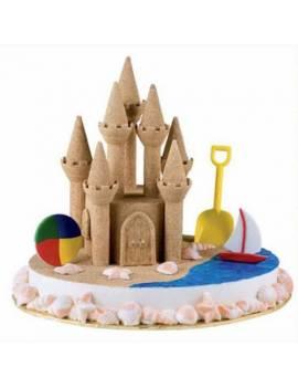 Moule pour gâteau château