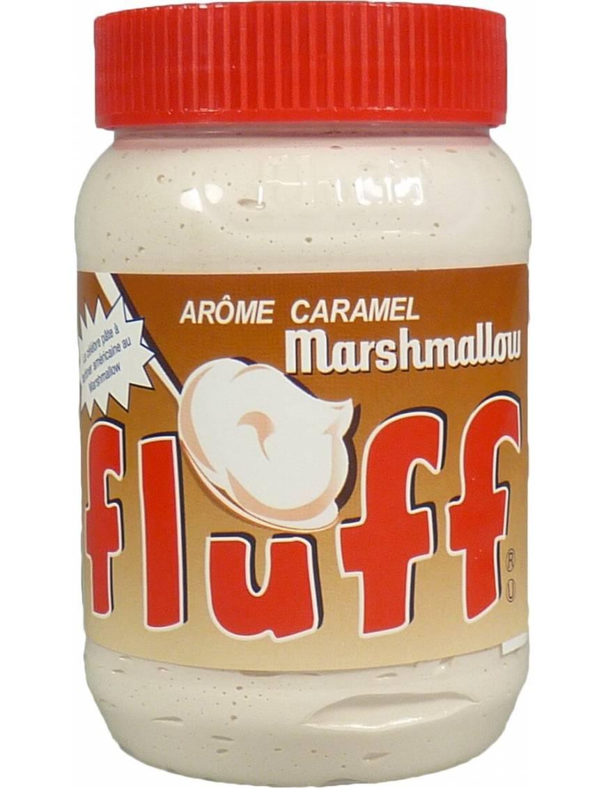 Pâte à tartiner MARSHMALLOW - Fluff caramel 213gr