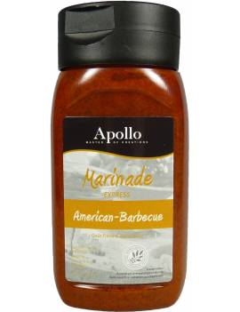 Marinade American-Barbecue 275 gr