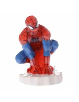 Bougie decoration Spider Man