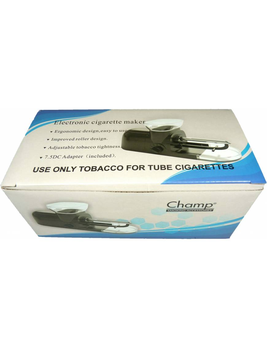 Tubeuse à cigarette électrique