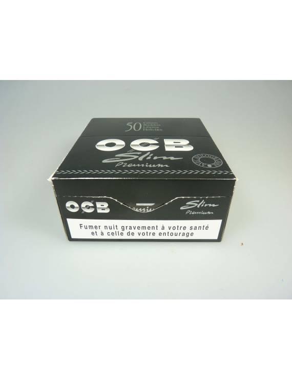 50 Cahiers OCB Slim Premium