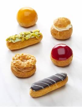 Plateau surgelés - Collection Pâte à choux 53 pièces