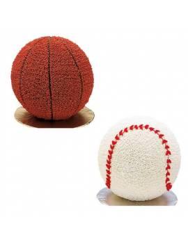 Moule balle et ballon 3D