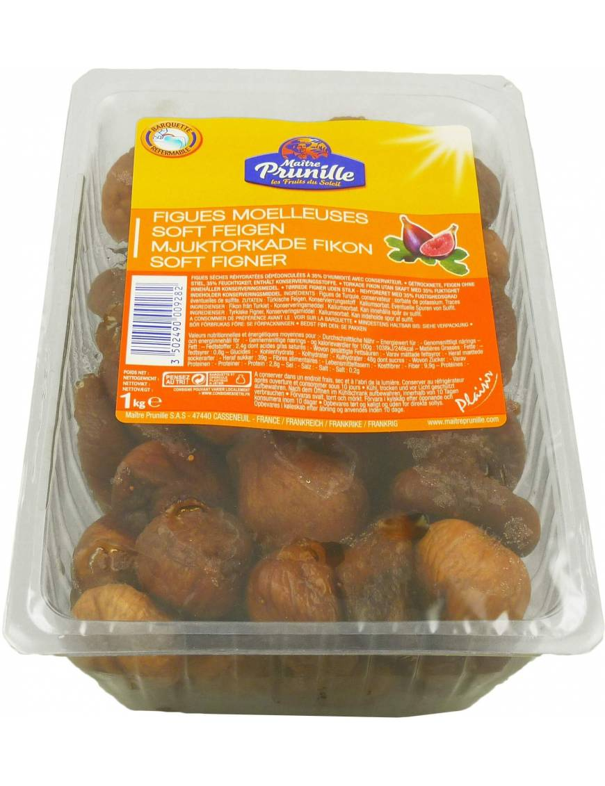 Abricots moelleux 1kg
