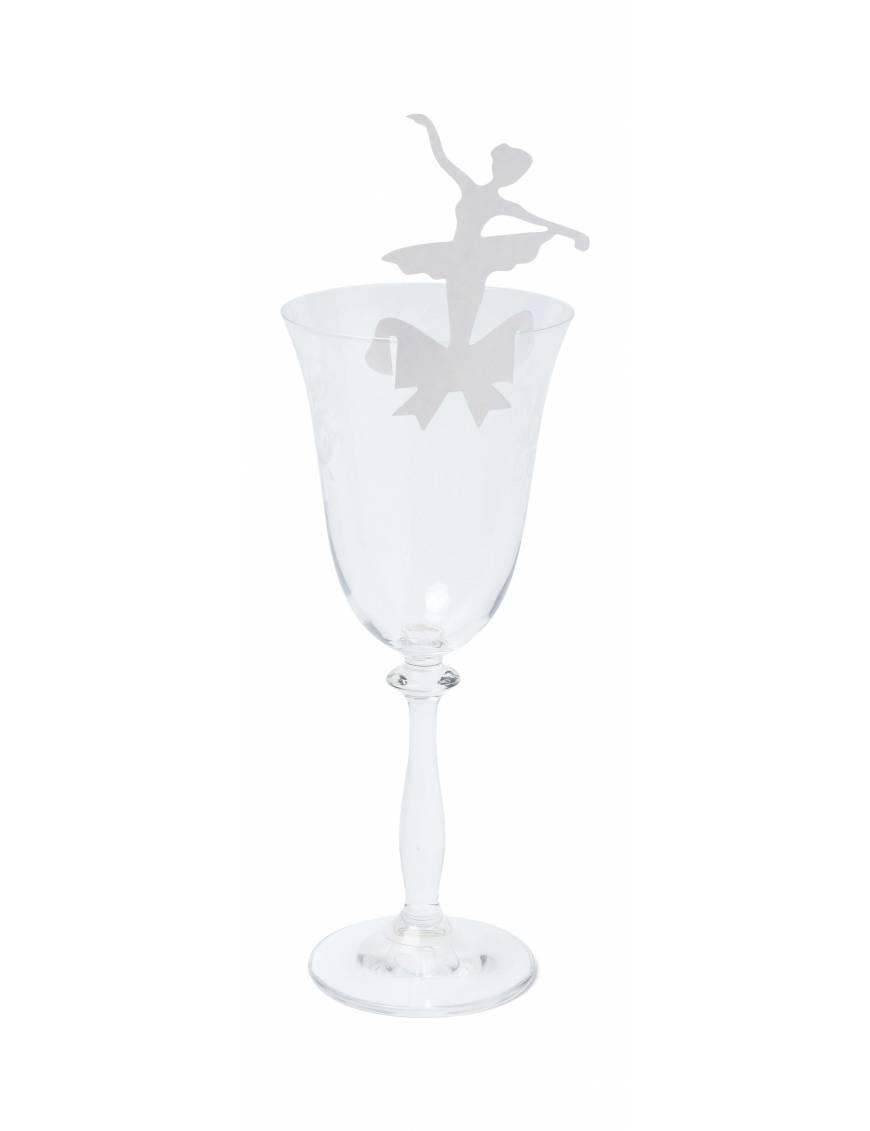 Marque verres Danseuse x10 pièces