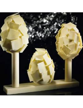Ivoire 35 % 1kg - Chocolat blanc de couverture Valrhona