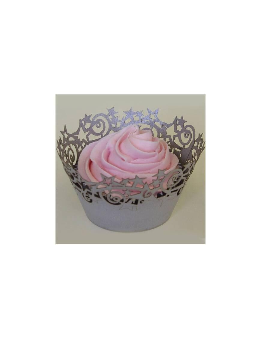 Contour Cupcakes Fleur x12