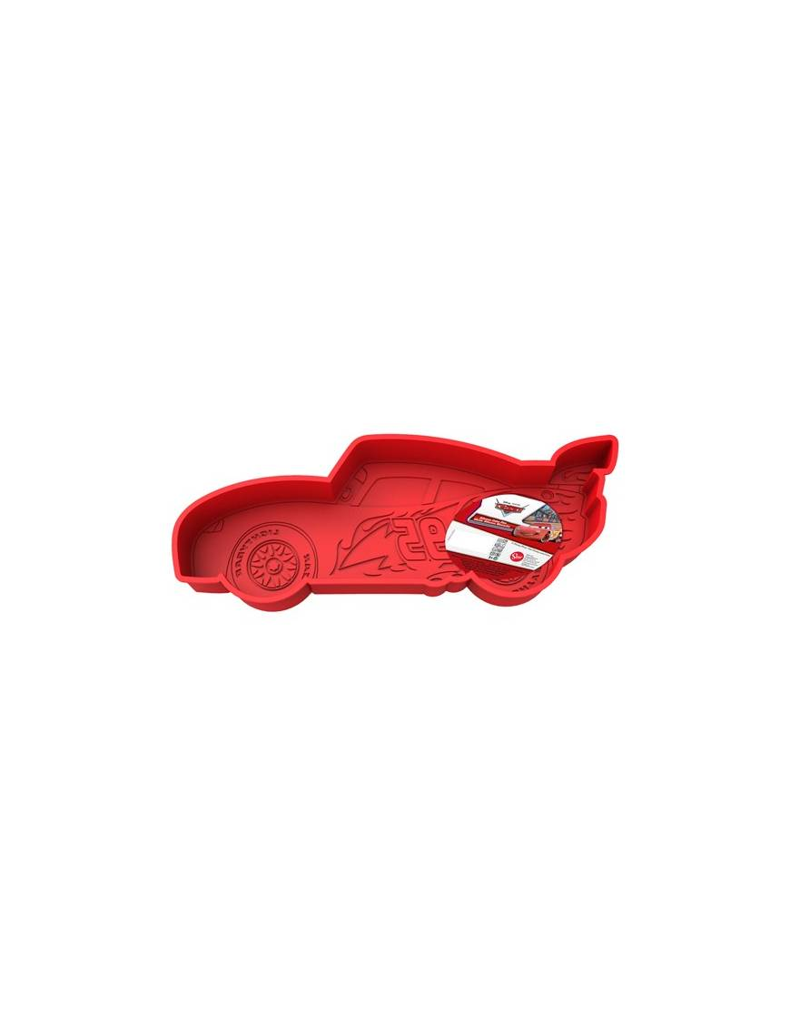 Moule Silicone Cars Flash McQueen