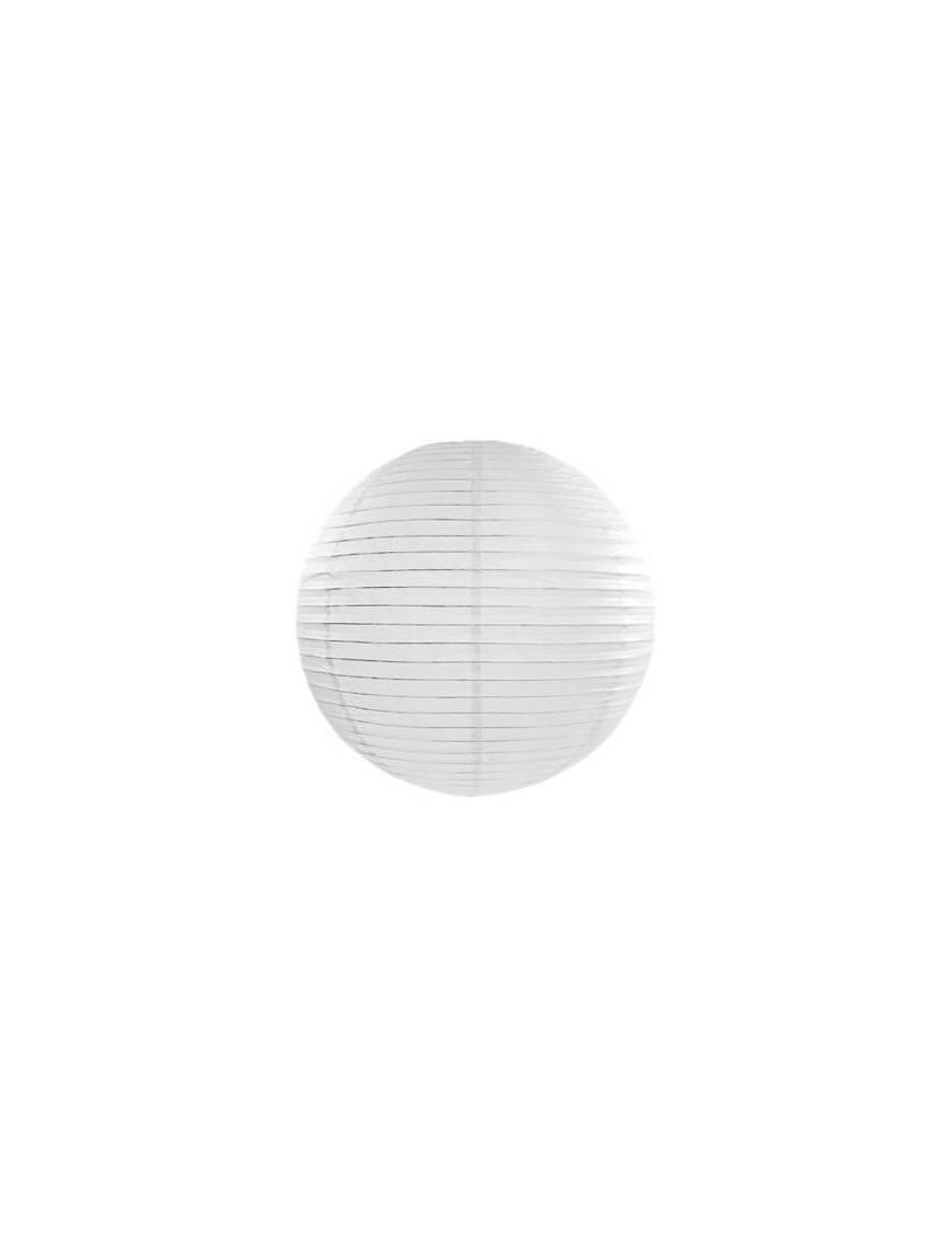 Boule en papier de couleur 35cm
