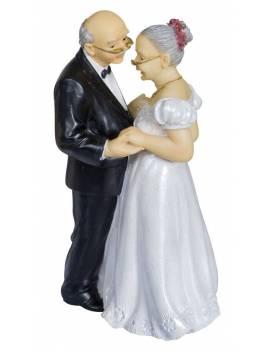 """Couple Mariés """"La Fleur de l'Age"""""""