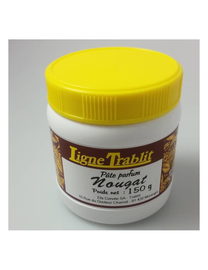 Pâte parfum Nougat avec grains Trablit - 150 gr