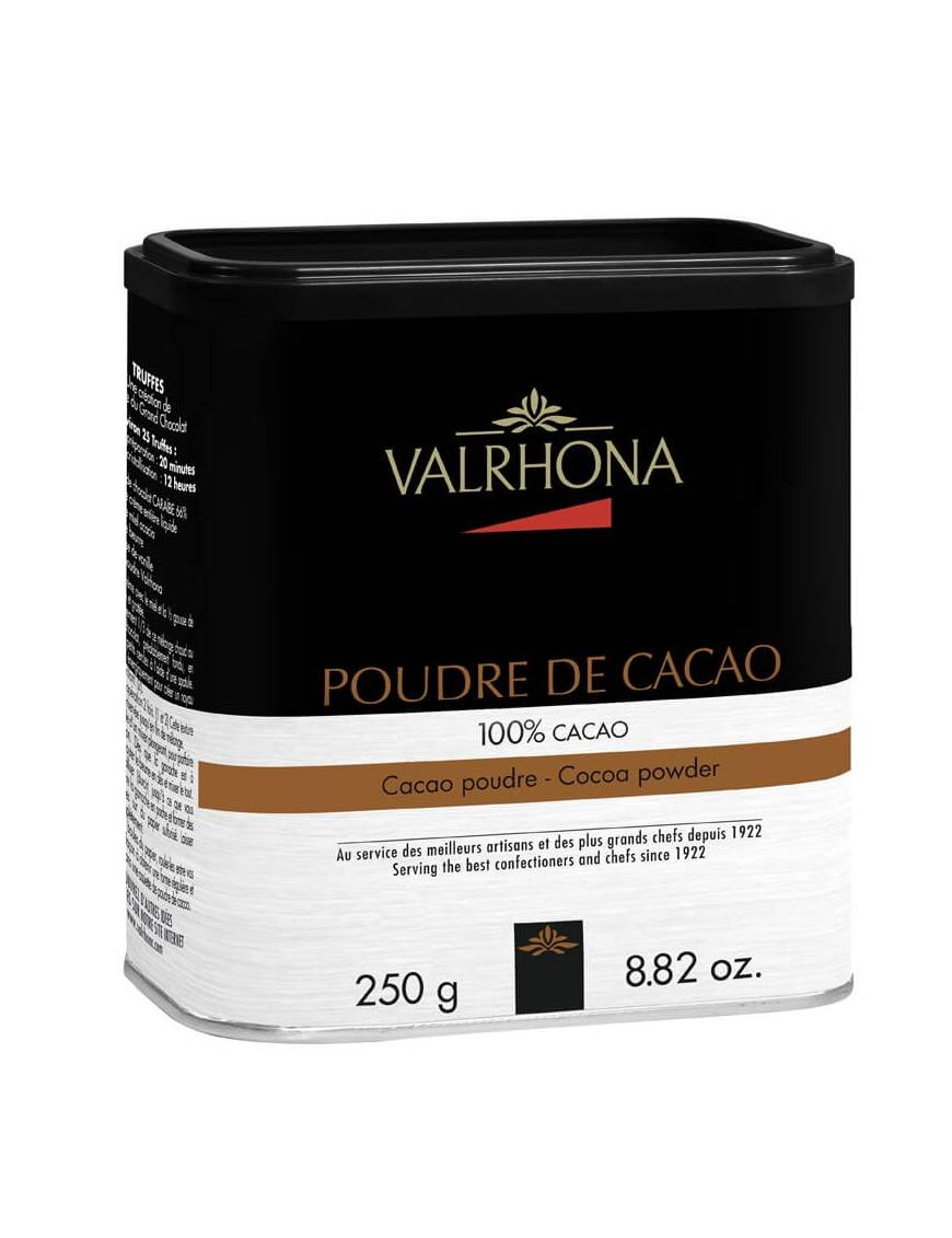 Cacao Poudre Valrhona - 250 gr