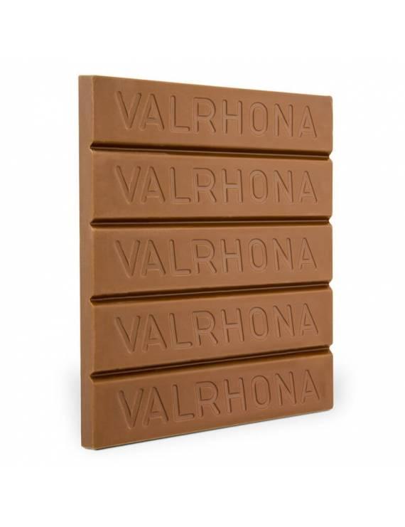 Gianduja  Noisette - Lait 35% Valrhona - 1 kg