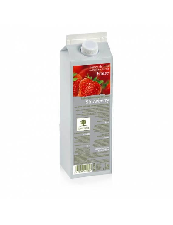 Purée de Fraises 1 kg Ravifruit