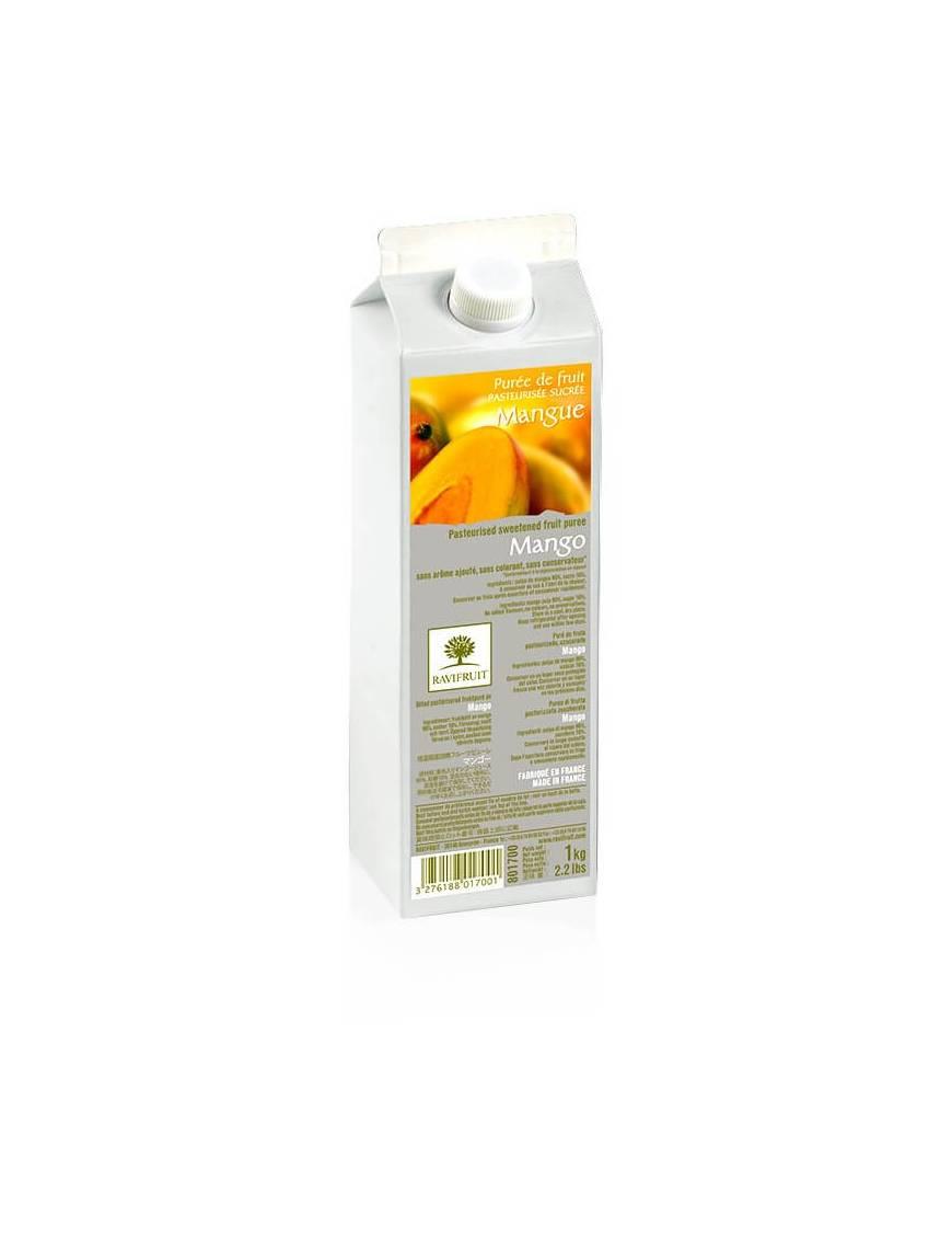 Purée de Mangues 1 kg Ravifruit