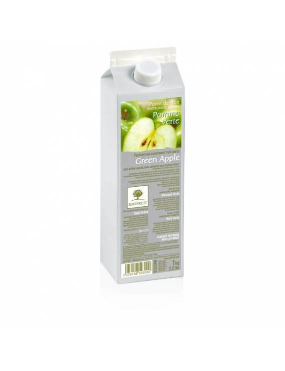 Purée de Pommes vertes 1 kg RAVIFRUIT