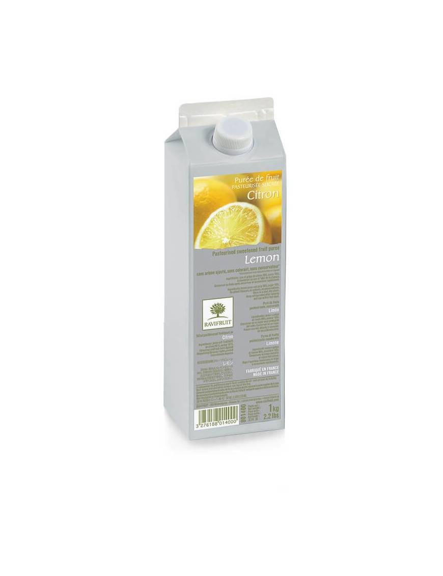 Purée de Citrons 1kg Ravifruit