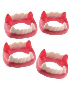 Dent de vampire sachet 1kg - Trolli