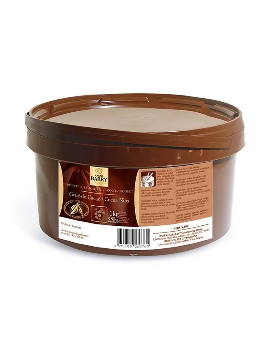 Grué de Cacao 1kg- Barry
