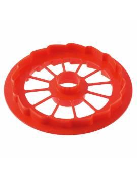 Kit Red/Rouge Tail 3D - Silikomart Professional