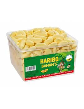 Haribo Banan's boite tubo de 210 pièces