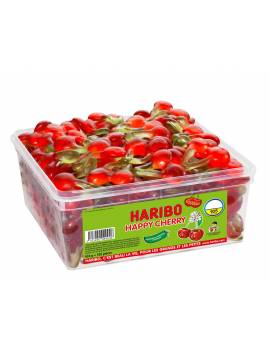 Haribo Happy Cherry 105 piéces
