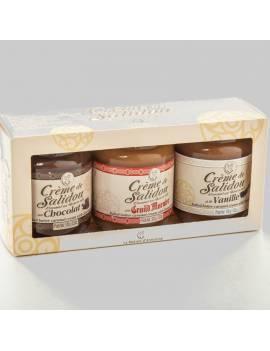 La maison d'Armorine - Crème de Salidou (3 pots de 100g)