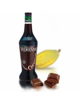 Sirop Védrenne - Chocolat Noir 70cl