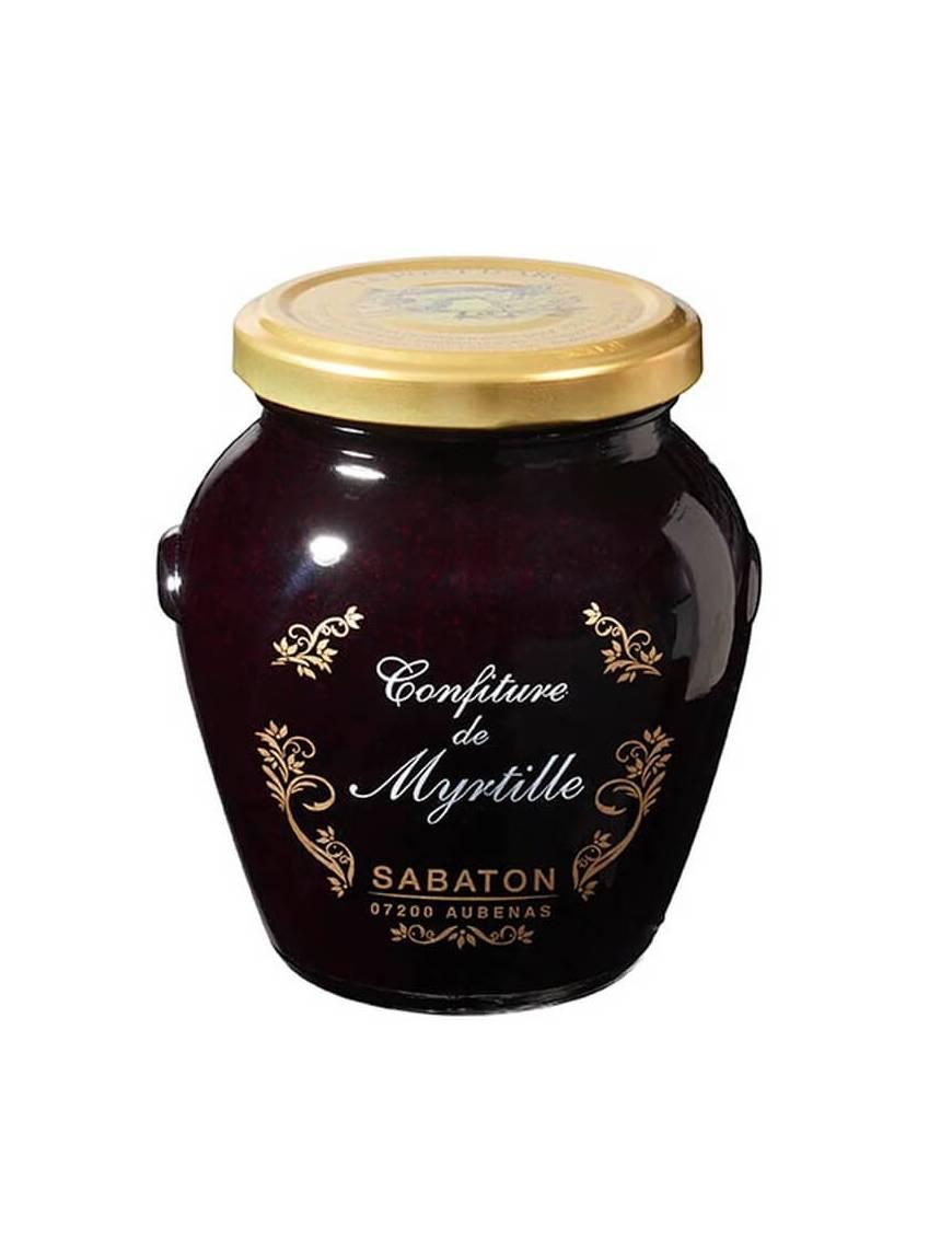 Confiture de Myrtille 350g - Sabaton