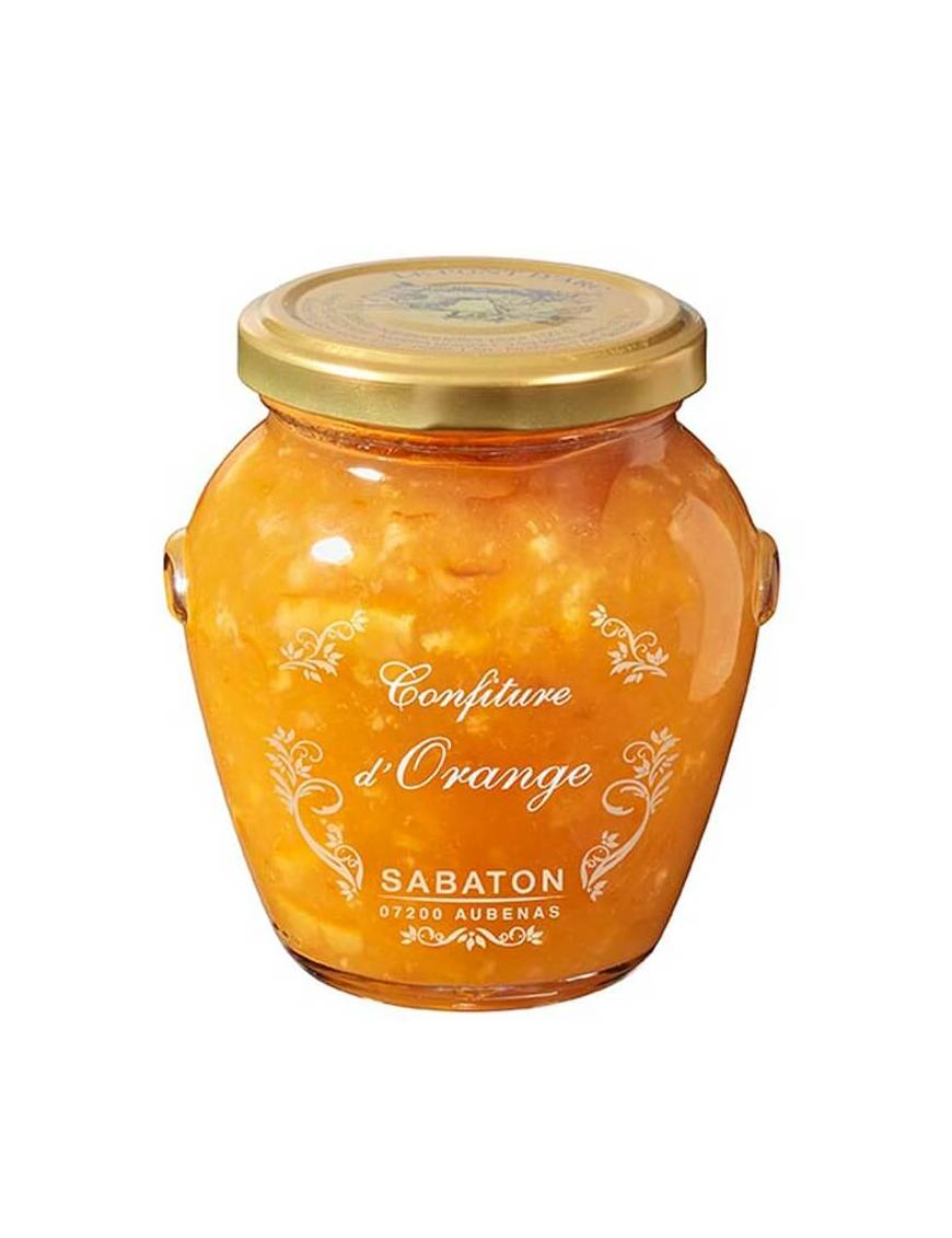 Confiture d'Orange 350g - Sabaton