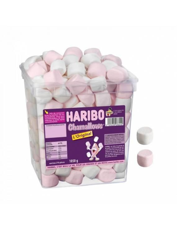 "Chamallows ""L'Original"" 210  pièces - Haribo"