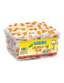 Haribo Oeuf au plat boîte Tubo 210 piéces
