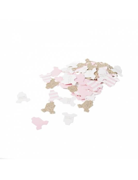 Confettis Body Bébé x100