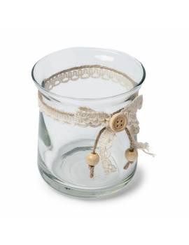 Vase Alvéolé Champêtre