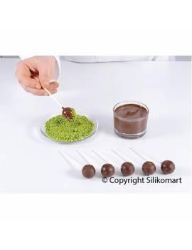 Moule Sucettes 3D - Silikomart Professional