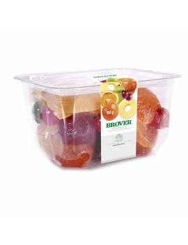 Fruits confits entiers nobles 500gr - Vergez Brousse