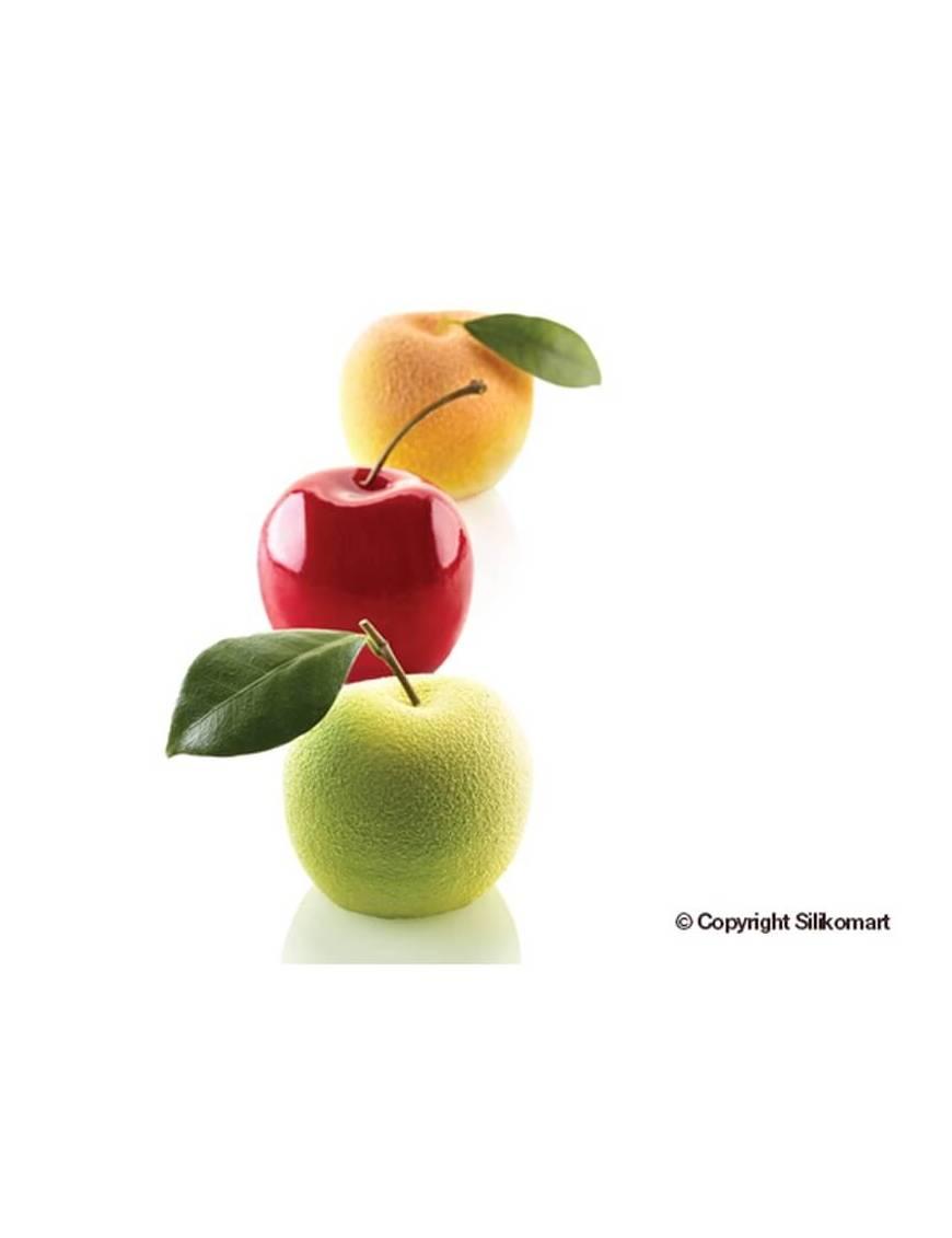 Moule 5 fruits 3D - Silikomart Professional
