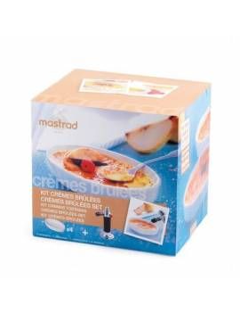 Kit Crèmes Brûlées - Mastrad