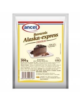 Préparation Bavarois Alaska-Express Chocolat