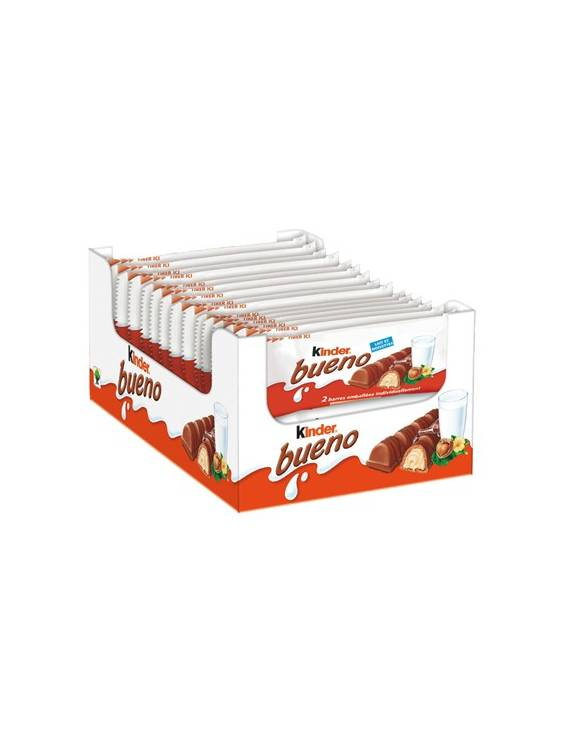 Kinder Bueno Boîte présentoir de 30 pièces