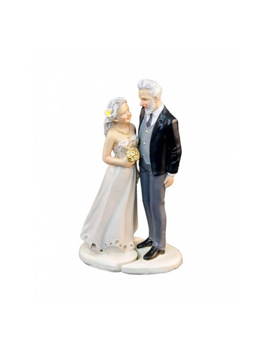 Couple Mariés Bouquet