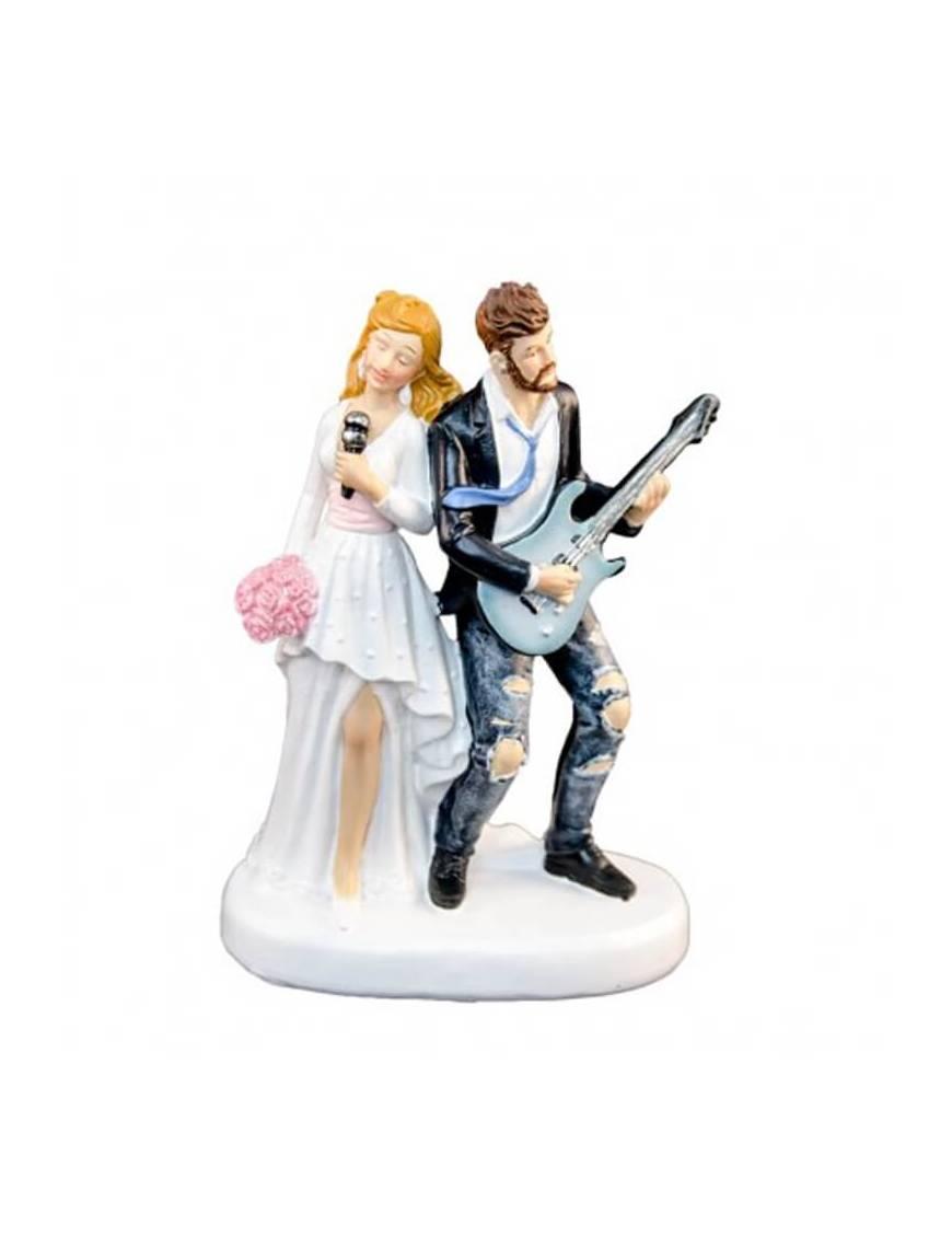 Couple Mariés Guitare