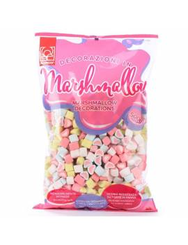 Mix Marshmallow Coeur 500gr - Modecor