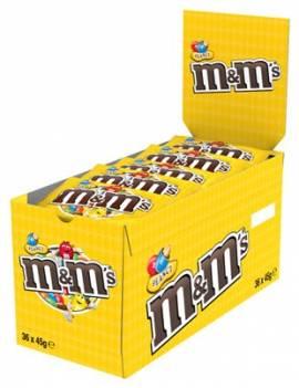 M&M's Boite présentoir de 36 sachets