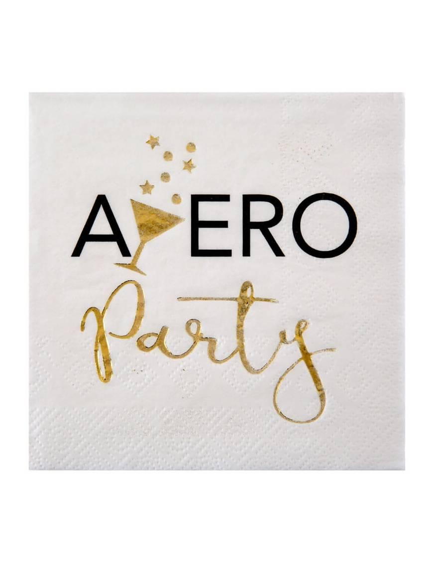 Serviette Apero Party x20 - Santex