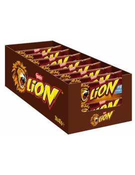 Lion boite présentoir de 24 pièces