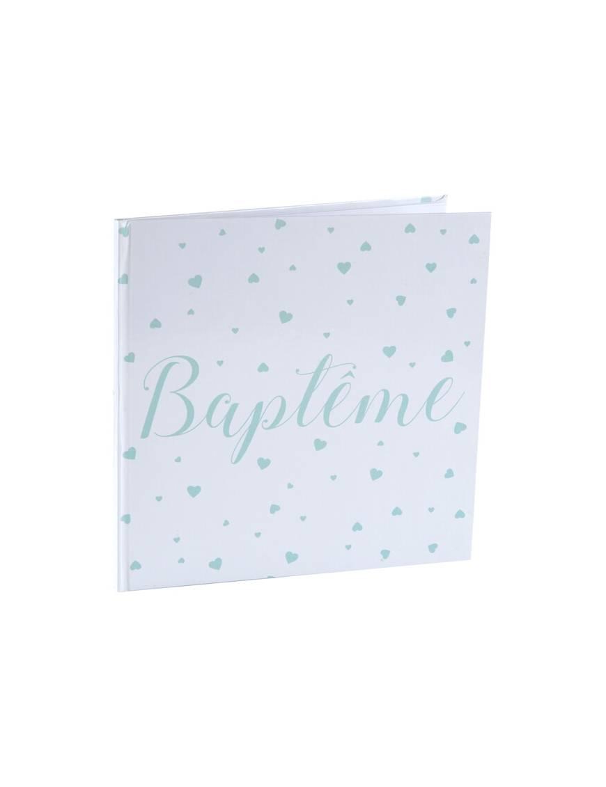 Livre d'or Baptême - Santex