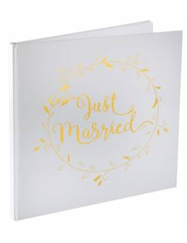 Livre d'Or Just Married - Santex