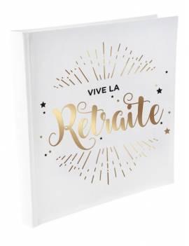 Livre d'Or Vive la Retraite - Santex